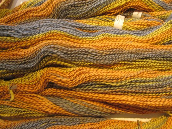 Fil à tricoter