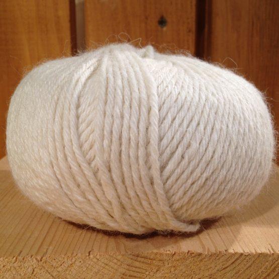 pelote de laine alpaga alpalaine écru