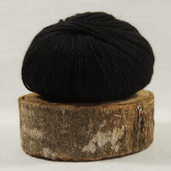 pelote cachemire français noir