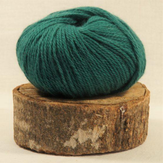 pelote cachemire français vert