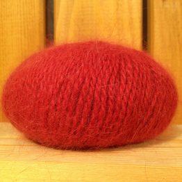 pelote angora framboise