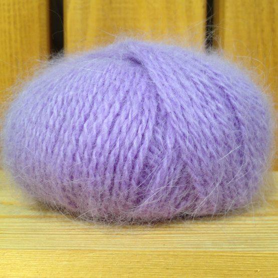 pelote angora douceur couleur glycine