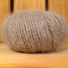 pelote angora douceur marron glacé