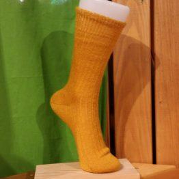 chaussettes courtes mohair soleil