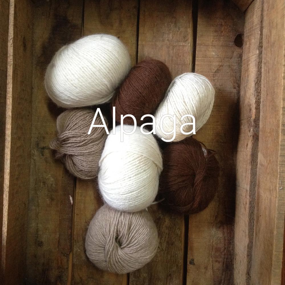 laine française alpaga
