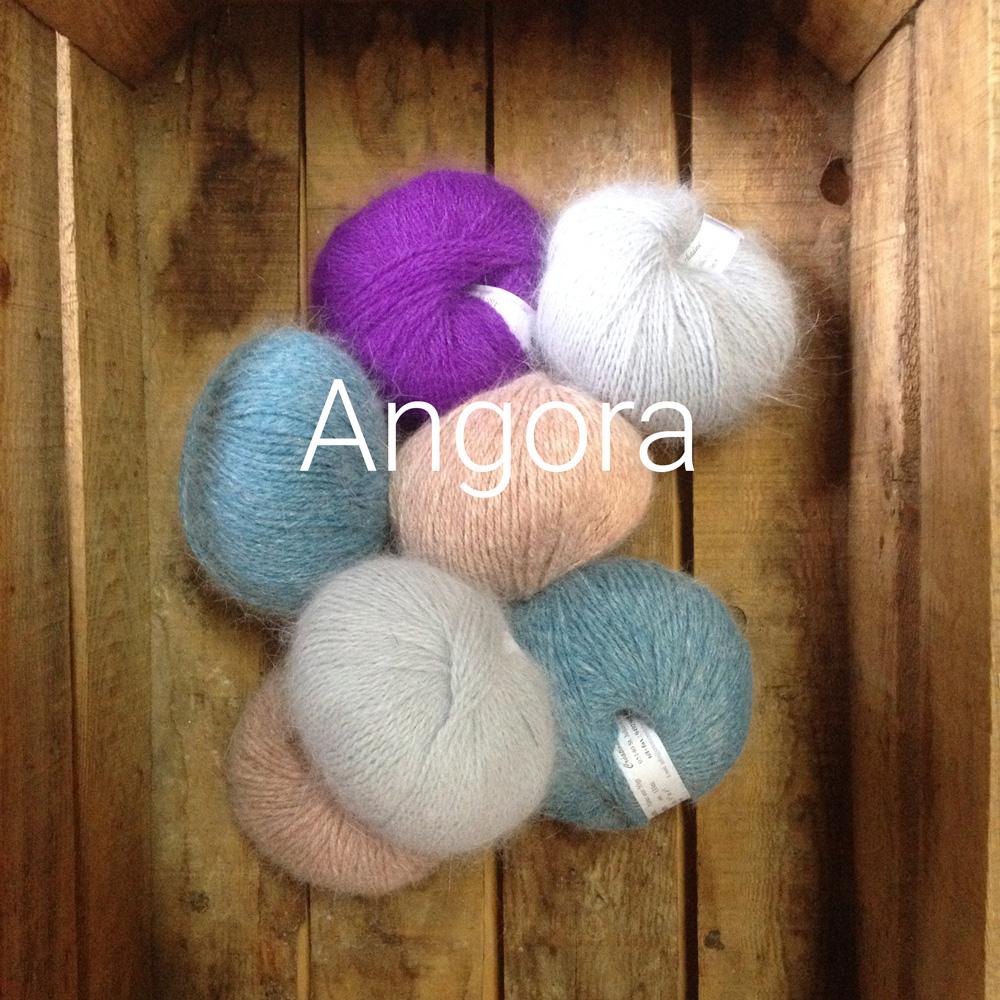 laine française angora