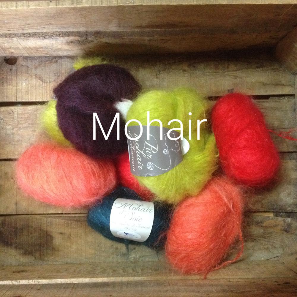 laine française mohair