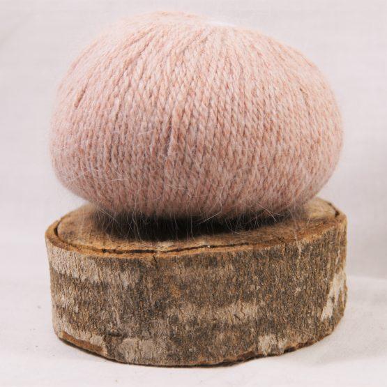pelote angora français couleur chamois