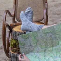 Chaussettes de rando