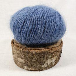 pelote en angora français couleur jean