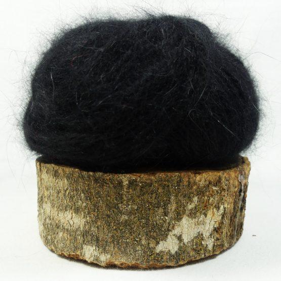 pelote angora noir